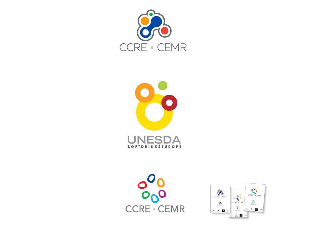 ccre et unesda logos