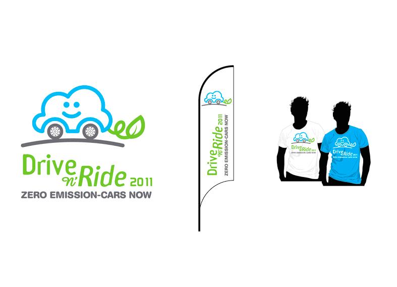 Drive n' Ride logo