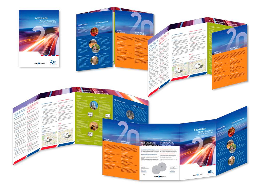 Publication pour l'Association Européenne des opérateurs du secteur des Postes.
