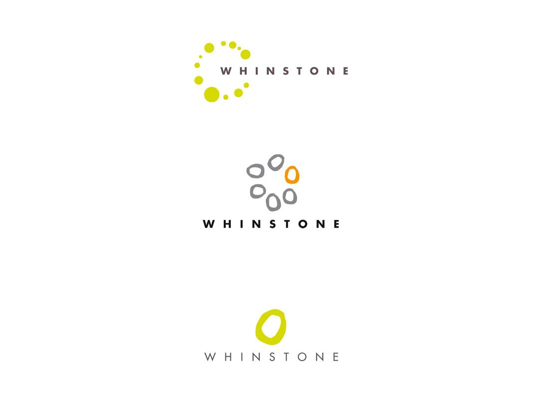 Proposition de logo pour Whinstone (business consultancy).