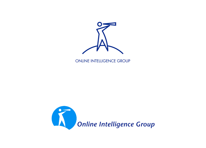 ONLINE INTELLIGENCE GROUP Projet de logo.