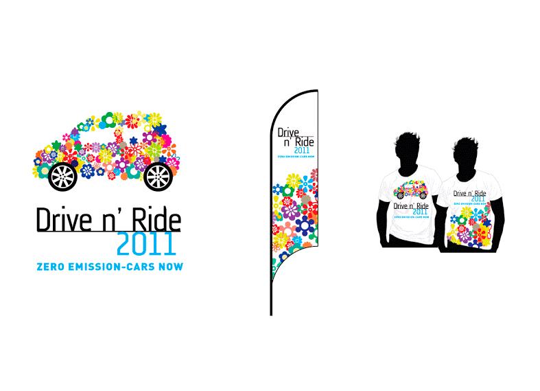 Logo Drive n' Ride