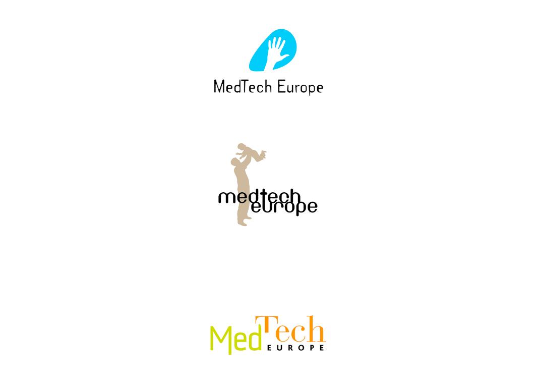 Logo pour l'association européenne des industries des technologies médicales.